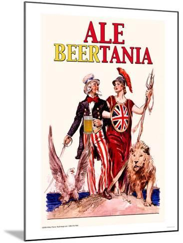 Ale Beertania--Mounted Art Print