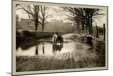 First Glimpse of Kenilworth--Mounted Art Print