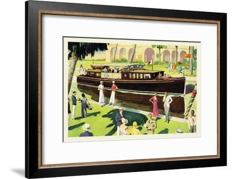 Sterling Engine Company-Douglas Donald-Framed Art Print