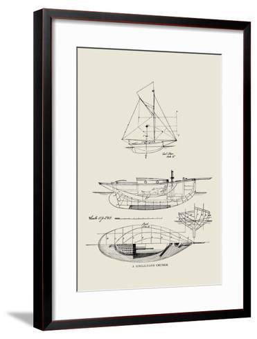 Single-Hand Cruiser-Charles P^ Kunhardt-Framed Art Print