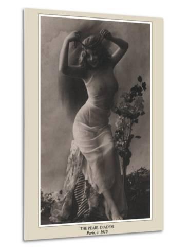 The Pearl Diadem--Metal Print