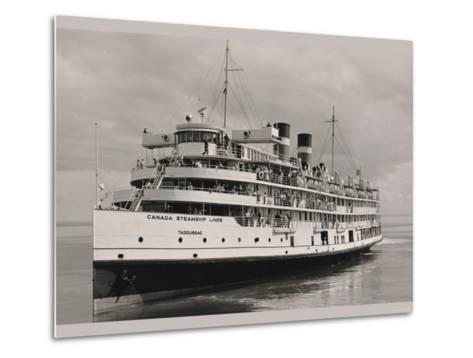 The Canada Steamships Lines--Metal Print