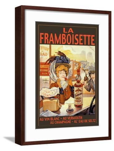 La Framboisette-Francisco Tamagno-Framed Art Print