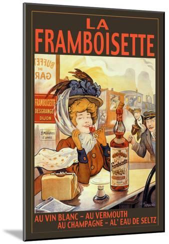 La Framboisette-Francisco Tamagno-Mounted Art Print