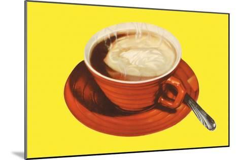 Hot Cup of Cocoa--Mounted Art Print