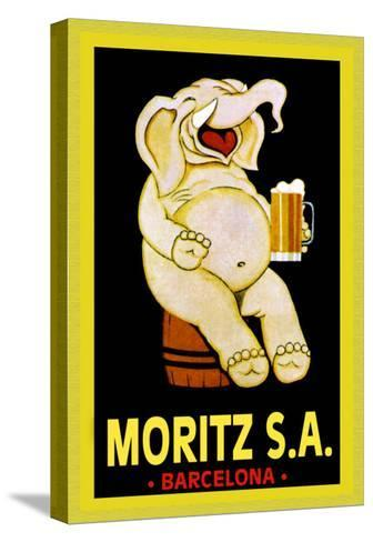 Moritz S.A.--Stretched Canvas Print