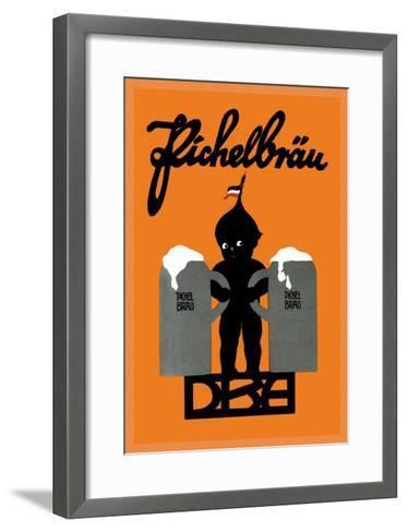 Pichelbrau--Framed Art Print
