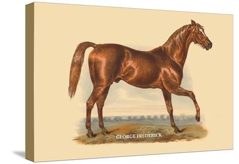 George Frederick-L. Penicaut-Stretched Canvas Print