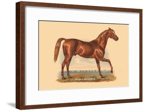 George Frederick-L. Penicaut-Framed Art Print