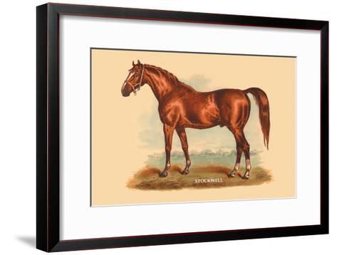 Stockwell-L. Penicaut-Framed Art Print