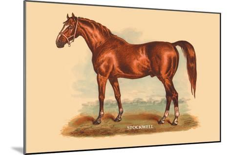 Stockwell-L. Penicaut-Mounted Art Print