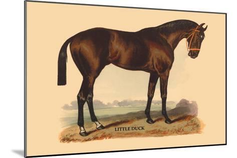 Little Duck-L. Penicaut-Mounted Art Print