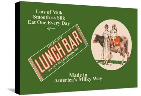 Lunch Bar--Stretched Canvas Print