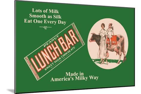 Lunch Bar--Mounted Art Print