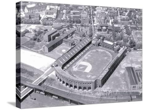 Franklin Field in Philadelphia--Stretched Canvas Print