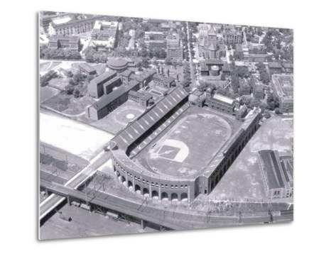 Franklin Field in Philadelphia--Metal Print