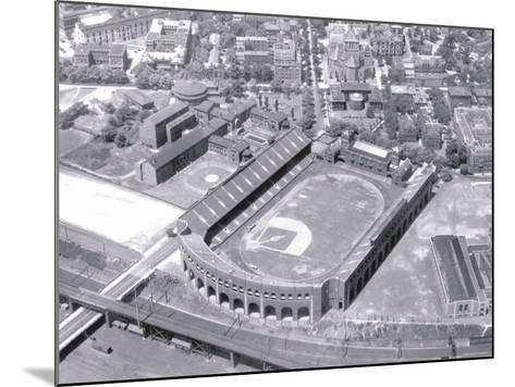 Franklin Field in Philadelphia--Mounted Photo