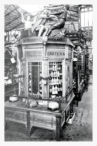 Carter Dinsmore and Co., Philadelphia, Pennsylvania--Stretched Canvas Print