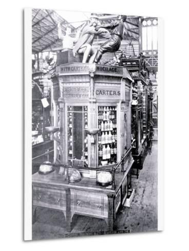 Carter Dinsmore and Co., Philadelphia, Pennsylvania--Metal Print