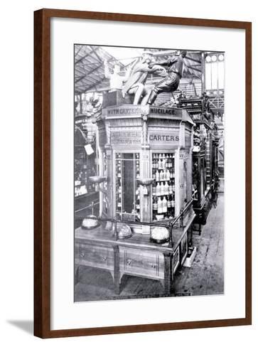 Carter Dinsmore and Co., Philadelphia, Pennsylvania--Framed Art Print
