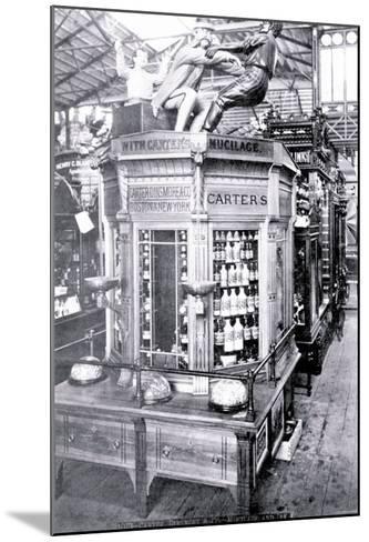 Carter Dinsmore and Co., Philadelphia, Pennsylvania--Mounted Photo
