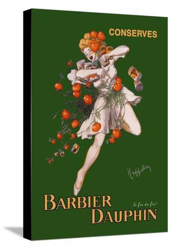 Barbier Dauphin--Stretched Canvas Print