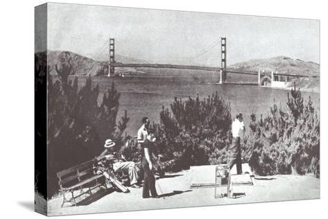 Beautiful Shot, San Francisco, California--Stretched Canvas Print