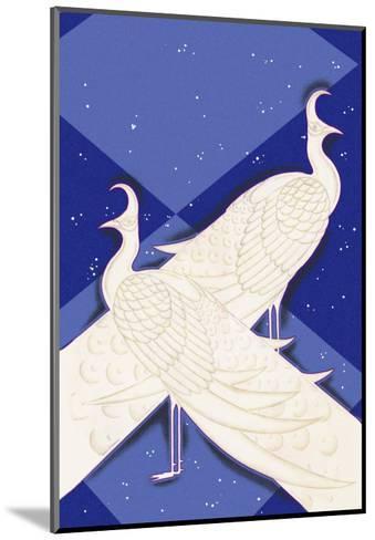 Indian Lyric-Frank Mcintosh-Mounted Art Print