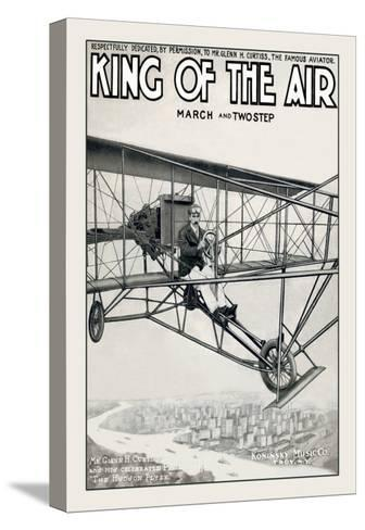 King of the Air--Stretched Canvas Print