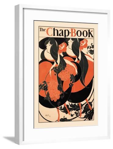 The Chap Book-Will H^ Bradley-Framed Art Print