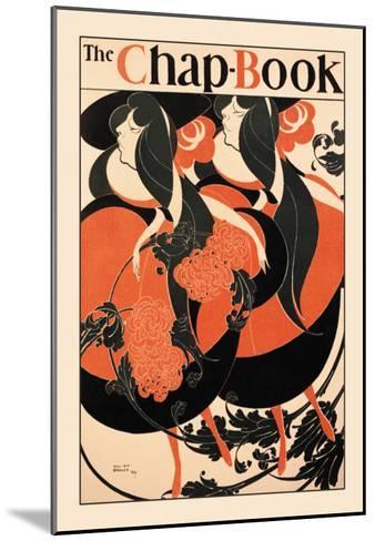 The Chap Book-Will H^ Bradley-Mounted Art Print