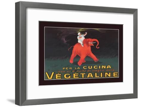 Vegetaline, Per la Cucina--Framed Art Print