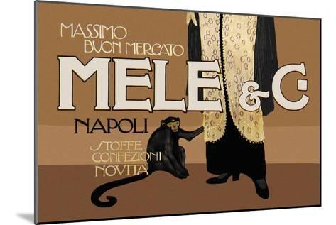 Mele and C-Aleardo Terzi-Mounted Art Print