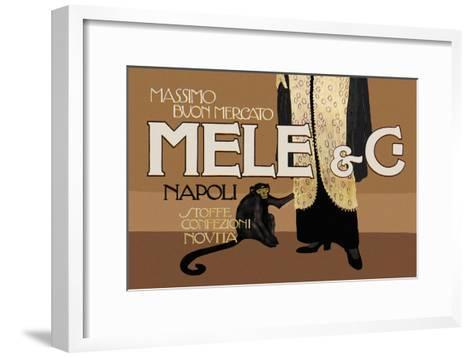 Mele and C-Aleardo Terzi-Framed Art Print