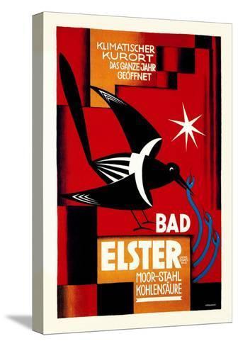 Klimatischer Kurort, Bad Elster- Ottolange-Stretched Canvas Print