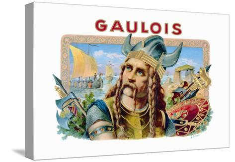 Gaulois Cigars--Stretched Canvas Print