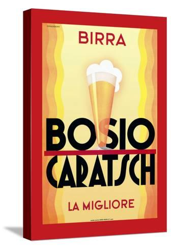 Birra Bosio Caratsch--Stretched Canvas Print