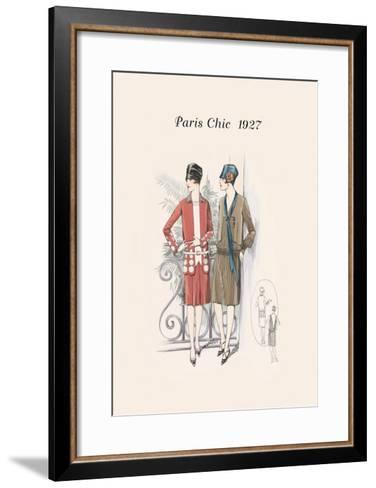 Matinee--Framed Art Print