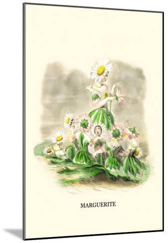 Marguerite-J^J^ Grandville-Mounted Art Print