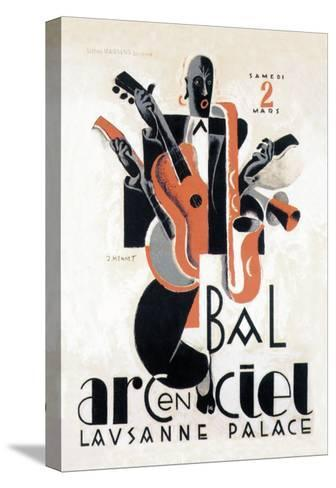 Bal Arcenciel--Stretched Canvas Print