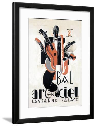 Bal Arcenciel--Framed Art Print
