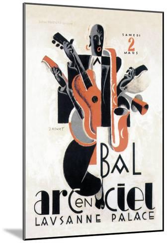 Bal Arcenciel--Mounted Art Print