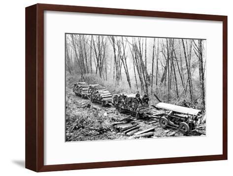 Shingle Bolt-Clark Kinsey-Framed Art Print