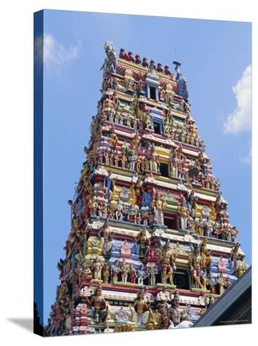 Hindu Temple, Colombo, Sri Lanka, Asia-Robert Harding-Stretched Canvas Print