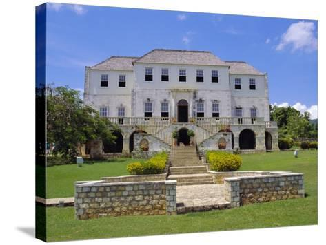 Rose Hall, Jamaica, Caribbean, West Indies-Robert Harding-Stretched Canvas Print
