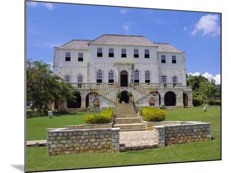 Rose Hall, Jamaica, Caribbean, West Indies-Robert Harding-Mounted Photographic Print