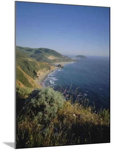 Big Sur Coast, California, USA-Geoff Renner-Mounted Photographic Print