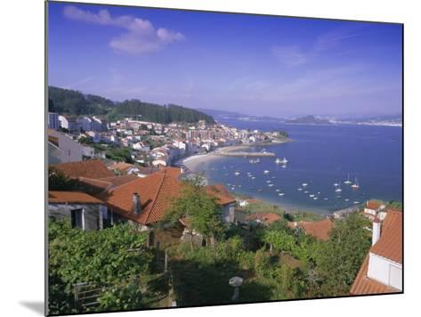 Typical Coastline Near Sanxenxo, Galicia, Spain, Europe-Gavin Hellier-Mounted Photographic Print