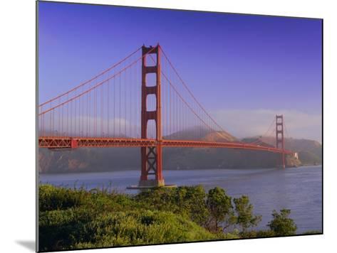 Golden Gate Bridge, San Francisco, California, USA-Gavin Hellier-Mounted Photographic Print
