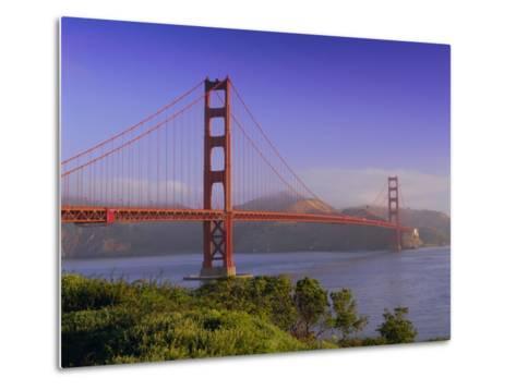 Golden Gate Bridge, San Francisco, California, USA-Gavin Hellier-Metal Print
